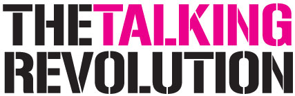 The Talking Revolution Logo